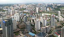 Nanning, Tower view.jpg