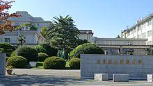 奈良県立医科大学正門