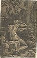 Narcissus (Man Seated Seen from the Back) MET DP837453.jpg