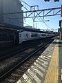 Narita Express stopping at Narita Station 1.jpg