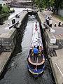Narrowboat, Kentish Town Lock No. 3 - IMG 0776.JPG