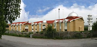 Islam in Sweden - Nasir Mosque, first mosque in Sweden
