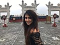 Natasha Doshi at the The Temple of Heaven, Beijing.jpg