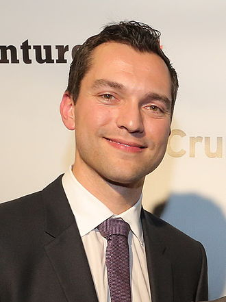 Nathan Blecharczyk - Nathan Blecharczyk Backstage at the Crunchies 2013