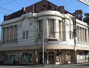 National Theatre, Melbourne - Image: National theatre st kilda
