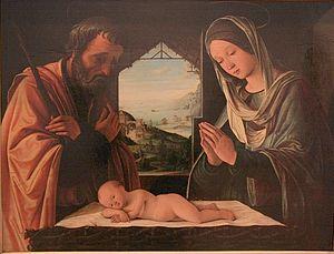 Birth of Jesus Matthew 2:1