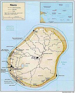 Atlas of Nauru Wikimedia Commons