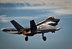 Navy launches first local F-35C sortie 130814-F-OC707-032.jpg