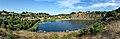 Neary Quarry lake from southwest rim.jpg