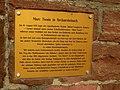 Neckarsteinach - Marc Twein in Neckarsteinach.JPG