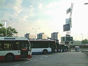 Eindhoven railway station - Image: Neckerspoel