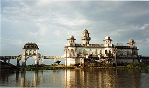 Tripura (princely state) - Neermahal Palace.