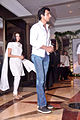 Neha Dhupia, Sonu Sood at Rajesh Khanna's prayer meet 40.jpg