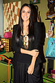 Neha Dhupia and Farah Khan at the opening of Fluke store 04.jpg