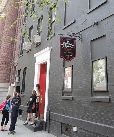 The Neighborhood Playhouse - Wikicommons - Barrett Design Studio