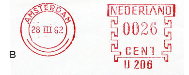 Netherlands stamp type CA16B.jpg