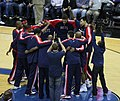 Nets huddle Oct 2009.jpg