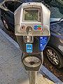 New Apple Pay Parking Meter, San Jose, California (43610719490).jpg
