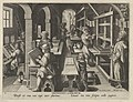 New Inventions of Modern Times -Nova Reperta-, The Invention of Book Printing, plate 4 MET DP841130.jpg