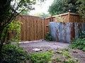 New gates, but still unused - geograph.org.uk - 1479626.jpg