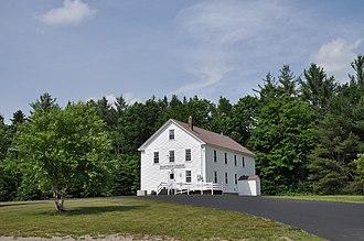 Newry, Maine - Bear River Grange