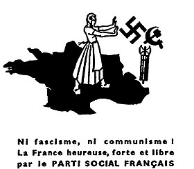 Image illustrative de l'article Parti social français