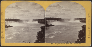 Niagara Falls, from the Canada side, by Carbut...