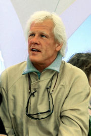 Nick Nolte w Cannes, 2000