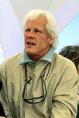 Nick Nolte in Cannes (2000)
