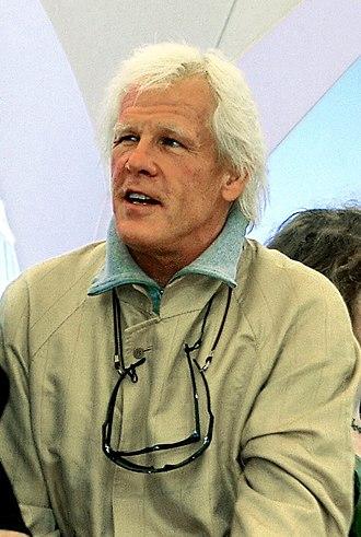 Nick Nolte - Nolte at 2000 Cannes Film Festival