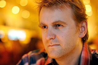 Nick Harkaway British writer