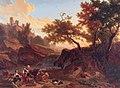 Nicolas de Fassin, Le crépuscule, 1798.jpg