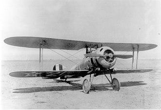 The Lost Squadron - Nieuport 28