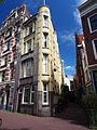 Nieuwezijds Voorburgwal hoek Oude Braak, Huis no23 Hr Dykstra, foto2.JPG