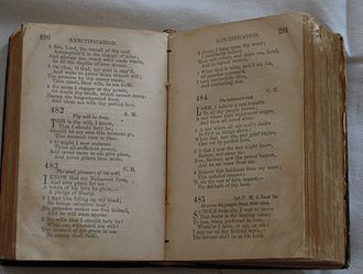 United Methodist Church - Nineteenth Century Methodist Hymnal, Barratt's Chapel
