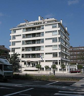 Nieuwe Zakelijkheid - Image: Nirwana Den Haag 2007