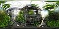 Nishinomiya-shi Kitayama tree planting botanical garden - Japan - Nikon COOLPIX P7000 + FC-E9 equirectangular panorama 360°x180° (5157826843).jpg