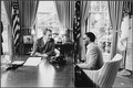 Nixon meeting with Ray Charles in the oval office - NARA - 194452.tif