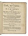 No Cross, No Crown (1669) by William Penn.jpg