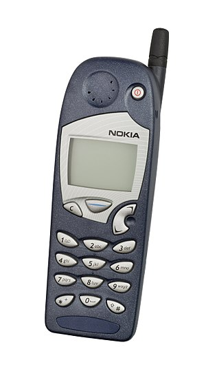 TracFone Wireless - The Nokia 5125, a model commonly used by TracFone in early 2000.