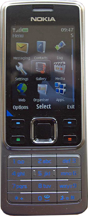 Series 40 - Series 40-based Nokia 6300