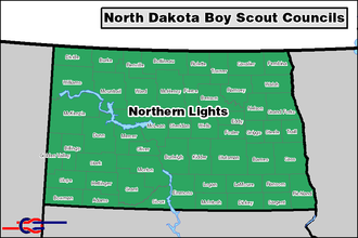 Scouting in North Dakota - BSA Councils serving North Dakota