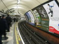 Northbound Bakerloo Line platform at Waterloo 01.jpg