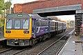 Northern Rail Class 142, 142071, Eccleston Park railway station (geograph 3795616).jpg