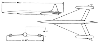 SSM-A-5 Boojum Type of Cruise missile