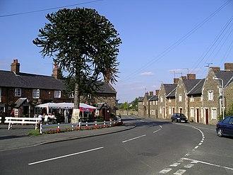 Norton, Northamptonshire - Image: Norton 26g 07