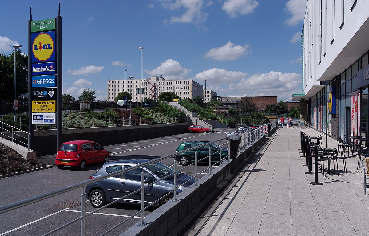 Filenottingham Mmb D9 Wollaton Roadjpg Wikimedia Commons