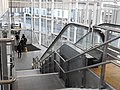 Nottingham Midland rail station escalators 1139.jpg