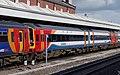 Nottingham railway station MMB A4 156470 158856 158854.jpg