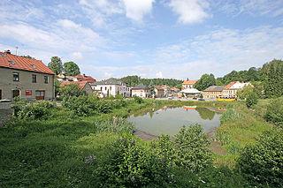Nové Hrady (Ústí nad Orlicí District) Place